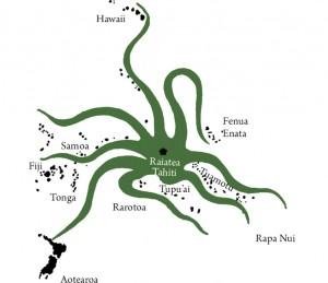 Pieuvre Polynésienne