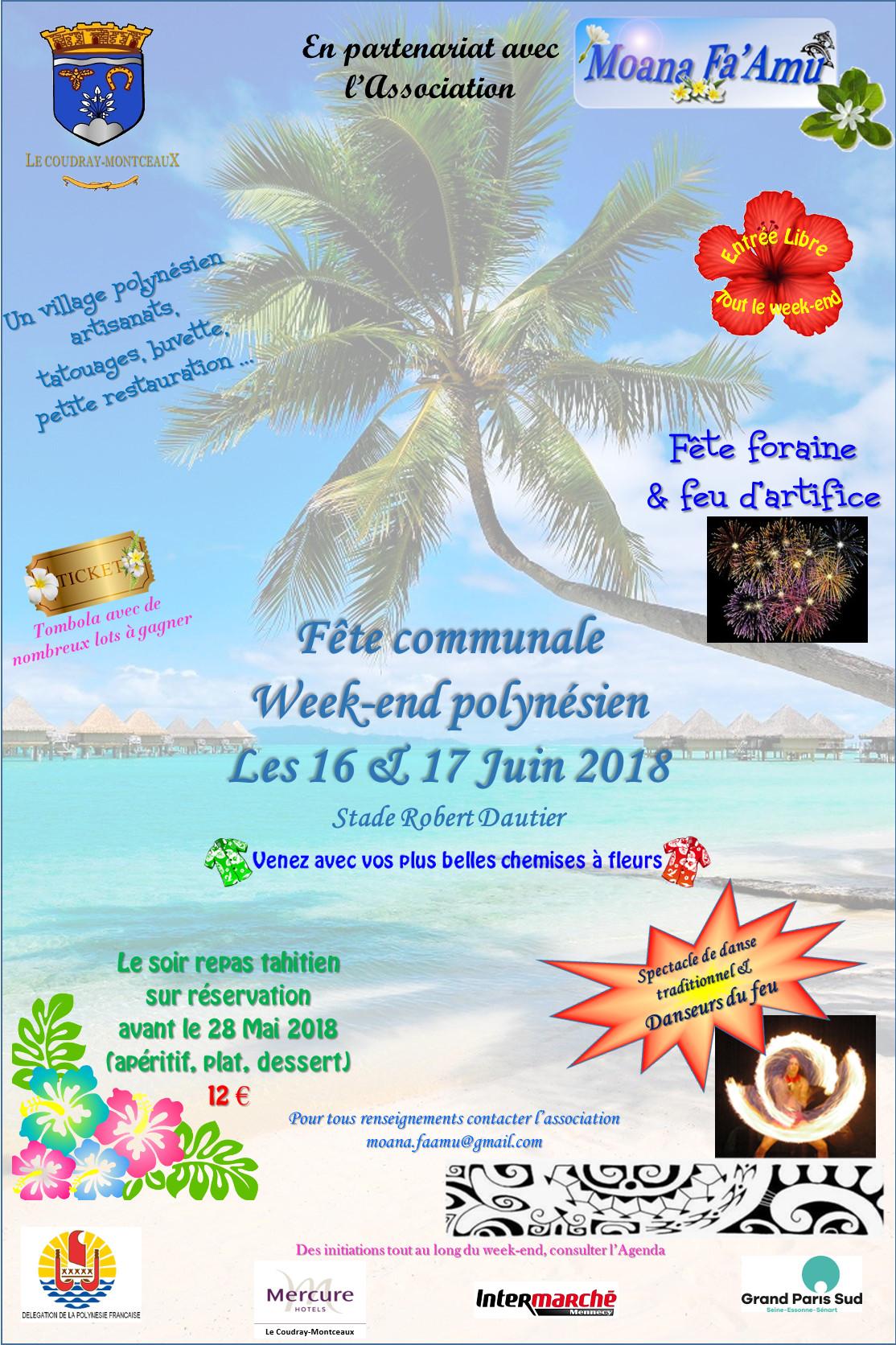 1er Week-end Polynésien